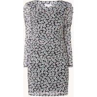 Fabienne Chapot Marie mini jurk van mesh met bloemenprint