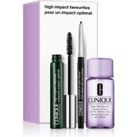 Clinique High Impact Favourites - Limited Edition oogmake-upset