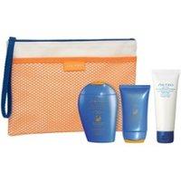 Shiseido Full Protection Essentials - Limited Edition verzorgingsset