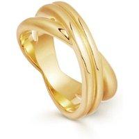 Missoma Infini ring verguld