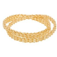 Sylvia Toledano Chains armband verguld