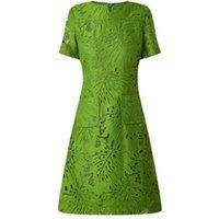 Damsel in a Dress Yazi mini jurk van kant met opgestikte zakken