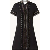 Damsel in a Dress Kara mini jurk met V-hals