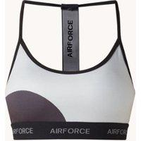 Airforce Kicking Horse sport bh met high support en uitneembare vulling