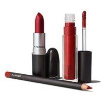 M·A·C Best Kept Secret Lip Kit Red - Limited Edition make-up set