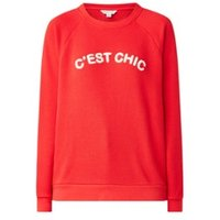 Whistles Cest Chic sweater met borduring