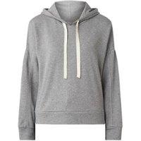 Whistles Ultimate hoodie met gemêleerd dessin