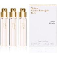 Maison Francis Kurkdjian Feminin Pluriel Eau de Parfum - navulling set van 3