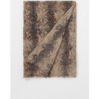 Gerard Darel Gaspard sjaal in kasjmierblend 205 x 75 cm