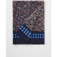 Gerard Darel Grace sjaal in wolblend 195 x 75 cm