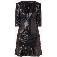 NIKKIE Rylie mini jurk met V-hals en pailletten