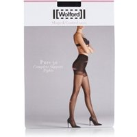 Wolford Pure 30 panty in uni in 30 denier