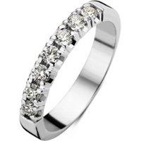 Diamond Point Alliance groeibriljant ring van 18 karaat witgoud, 0-35 ct- 0-35 ct diamant
