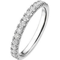 Diamond Point Witgouden ring 0-52 ct diamant Wedding