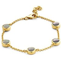 Casa Jewelry Pom bedelarmband met parels