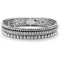TI SENTO - Milano Armband van zilver met zirkonia 2776ZI