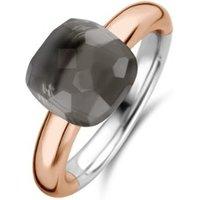 TI SENTO - Milano Ring verguld met steen 12187GB