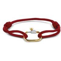 TI SENTO - Milano Armband met verguld detail 2964RD