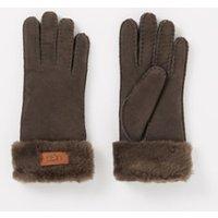 UGG Turn Cuff handschoenen van suède