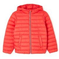 Benetton Gewatteerde jas met capuchon