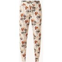 Essenza Jules Charlize pyjamabroek met bloemenprint