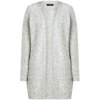 Selected Femme Lulu openvallend vest in wolblend