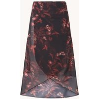 Ted Baker Rayelle sarong met lurex en print
