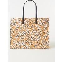 Ted Baker Lilecon shopper met panterprint