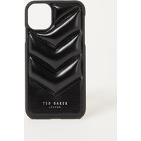 Ted Baker Padd quilted telefoonhoes voor iPhone 11