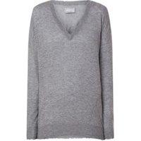 Zadig&Voltaire Brume pullover van kasjmier met geperforeerde details