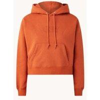 Obey Regal hoodie met logoborduring
