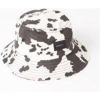 Obey Sal bucket hoed met dierenprint