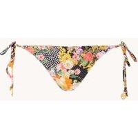 Luli Fama Forever Yours brazilian bikinislip met bloemenprint