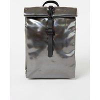 Rains Rolltop Mini rugzak met 13 inch laptopvak