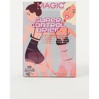 MAGIC Bodyfashion Super Control high waisted corrigerende slip met kant