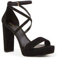 Michael Kors Charlize sandalette van suède