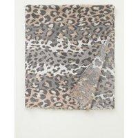 Mint Velvet Sjaal met panterprint 185 x 80 cm