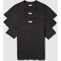 Calvin Klein T-shirt van biologisch katoen in 3-pack