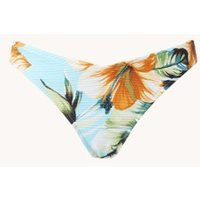 Baku Cayman bikinislip met bloemenprint