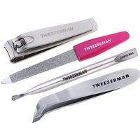 Tweezerman Mini Nail Rescue Kit - mini manicureset 4-delig