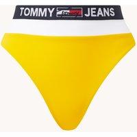 Tommy Hilfiger High waisted bikinislip met logoband