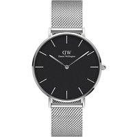 Daniel Wellington Petite Sterling horloge DW00100304