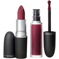 M·A·C Powder Kiss Lip Kit - Limited Edition lipstick set