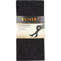Kunert Soft Wool Cotton maillot in wolblend antra