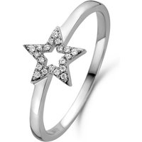 Diamond Point Witgouden ring 0-05 ct diamant Dreamer