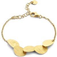 Casa Jewelry Sugarbowl armband verguld