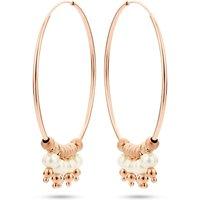 Casa Jewelry Blanca DMC oorringen verguld