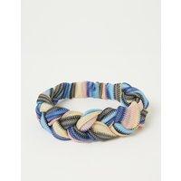 Becksöndergaard Braidia gevlochten haarband met kleurrijk detail