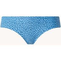 Barts Bathers hipster bikinislip met panterprint