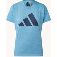 adidas Winners 2-0 trainings T-shirt met logoprint